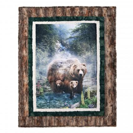 Borderline Cuddle Kit Brother Bear KIT-SHACKBORDERLINE-BROBEAR