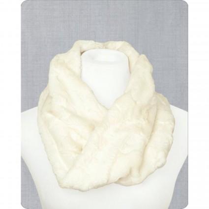 Infinity Scarf Cuddle Kit Natural