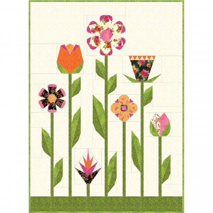 Bloomin' Too Quilt Kit