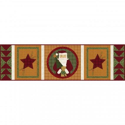 Sale Kit St. Nick Woolies Flannel