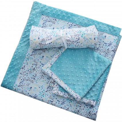 Patty Cakes Swaddle Gift Set Cuddle Kit