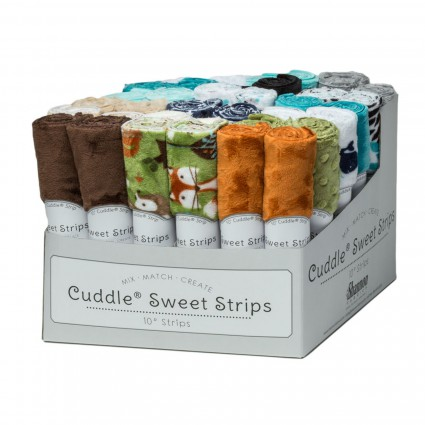 Cuddle Sweet Strips - Mint Chocolate