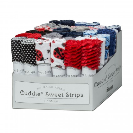 Cuddle Sweet Strips - Red Velvet