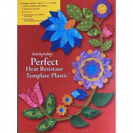 Karen Kay Buckley Perfect Heat Resistant Template Plastic