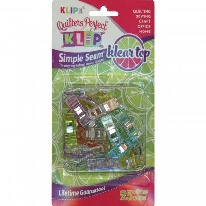 Quilters Perfect Klip Klear Top
