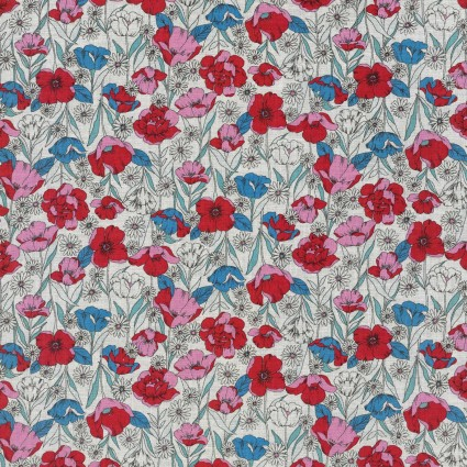 Field of Flowers / Pink