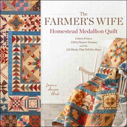 Farmer's Wife Homestead Medallion Quilt