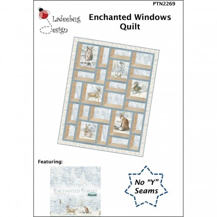 Enchanted Windows Pattern