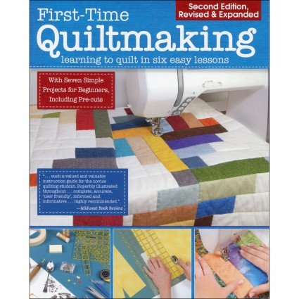 First-Time Quiltmaking