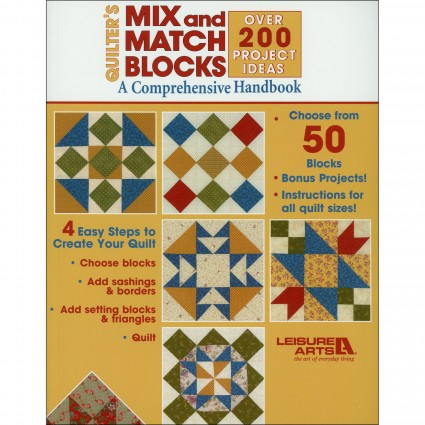 Quilter's Mix & Match Blocks
