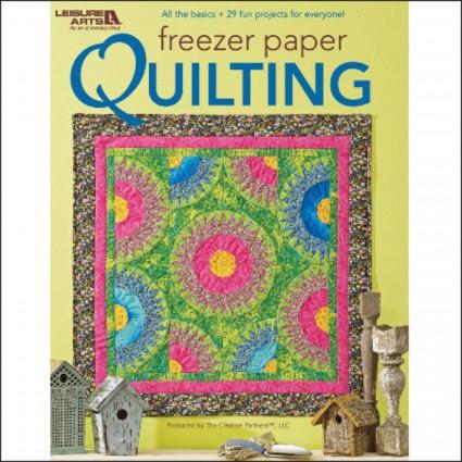 Freezer Paper Quilting