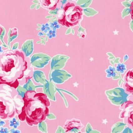 Pink large Floral