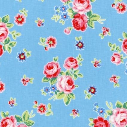 Blue Floral Bouquet
