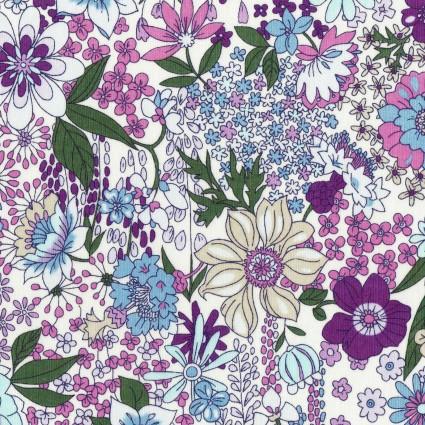 Memoire a Paris 2019 cornflower/purple lawn