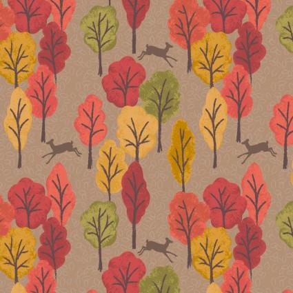 Autumn in Bluebell Wood multi