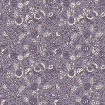 Winter Garden by Lewis and Irene - Purple