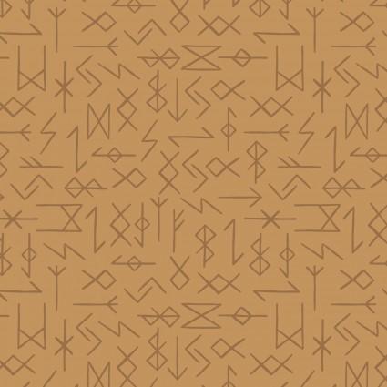Viking Adventure - runes on gold