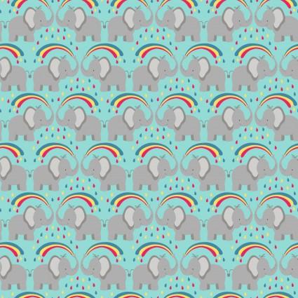 Rainbows by Lewis & Irene - Blue