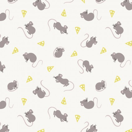 LI- Small Things Country Creatures Mice Cream