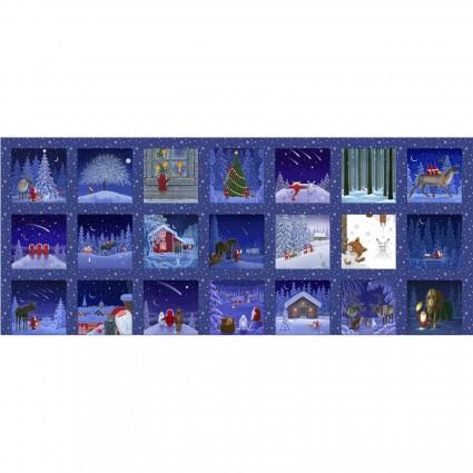 Tomten's Christmas Panel 57