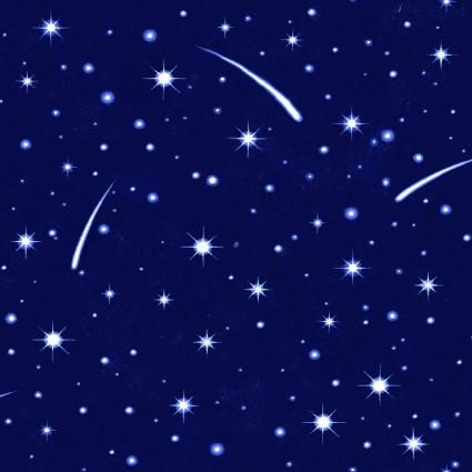 Tomten's Christmas Shooting Stars