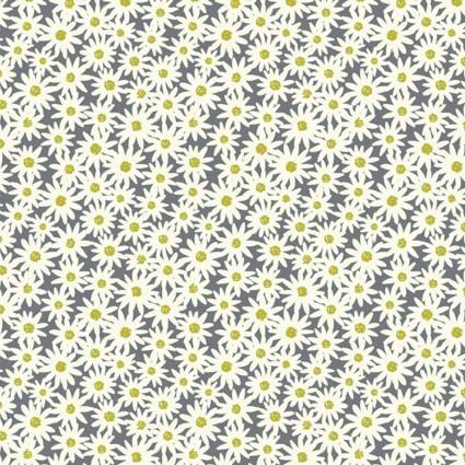Flo's Little Flowers Grey