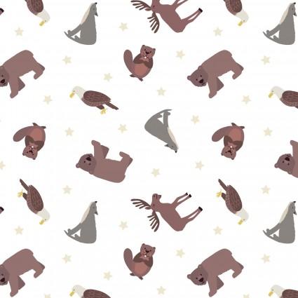 Small Things... World Animals - SM22-1