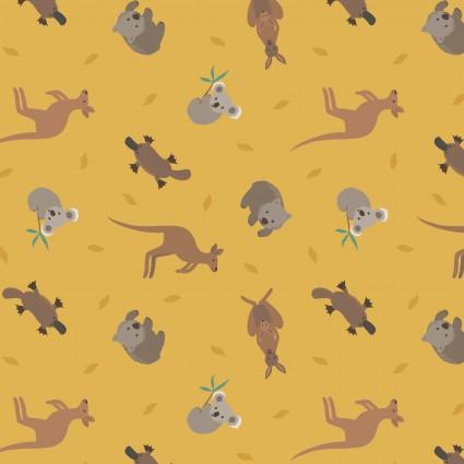 SM23-3 Small Things... World Animals