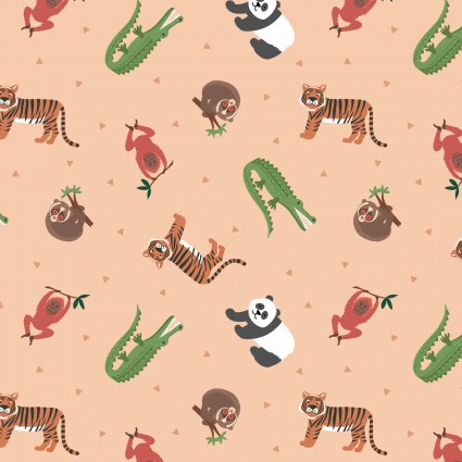 Small Things... World Animals - SM25-1