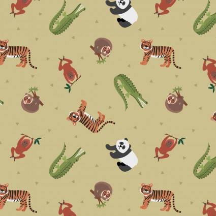 Small Things... World Animals - SM25-2