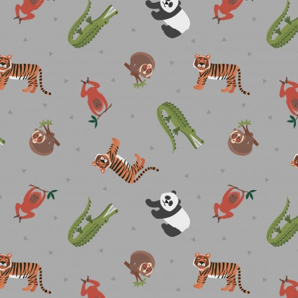 SM25-3 Small Things... World Animals