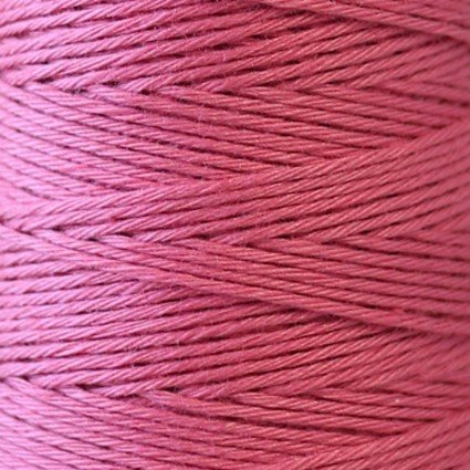 Hidamari Sashiko Thread Solid - Peony - LEN88-10