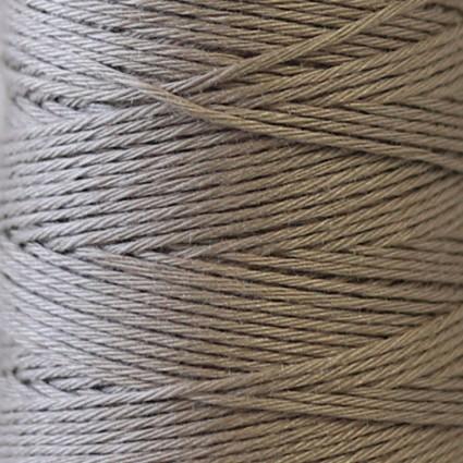Hidamari Sashiko Thread Solid - Pale Taupe - LEN88-13
