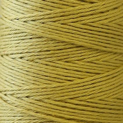 Hidamari Sashiko Thread Solid - Olive - LEN88-14
