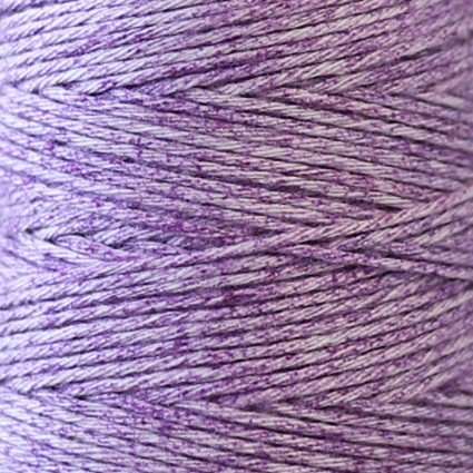 Hidamari Sashiko Thread Melange - Violet Field - LEN89-204