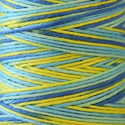 Hidamari Sashiko Thread Multicolor - Sour Candy - LEN89-304