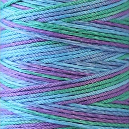 Hidamari Sashiko Thread Multicolor - Tie Dye - LEN89-305