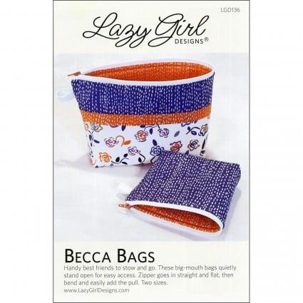 Lazy Girl Becca Bags Pattern