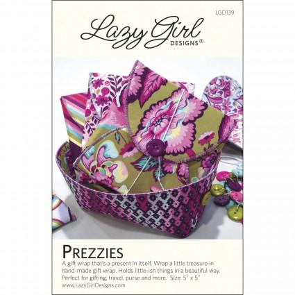 Lazy Girl Prezzies pattern