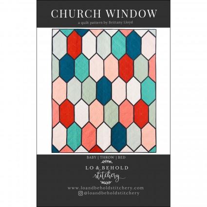 Church Window Pattern 111