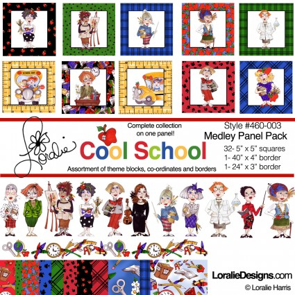 Cool School Medley Pack