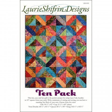 Ten Pack by Laurie Shifrin