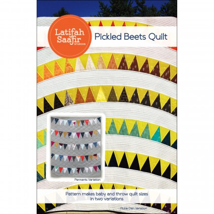 Pickled Beets Quilt