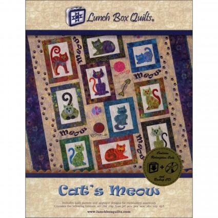 Cat's Meow pre-cut applique pieces