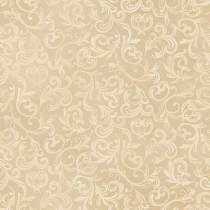 Pearl Essence Scroll - Tan