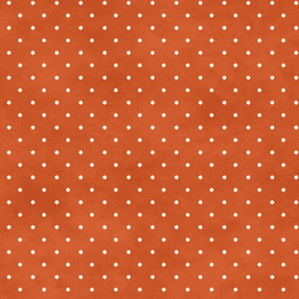 Classic Dot - Pumpkin