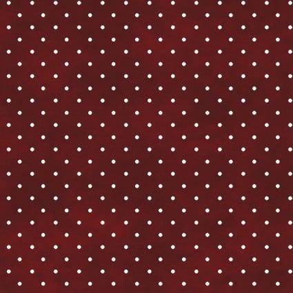 Wine Polka Dot