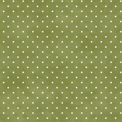 Maywood Studio Green Polka Dot MAS609-GS2