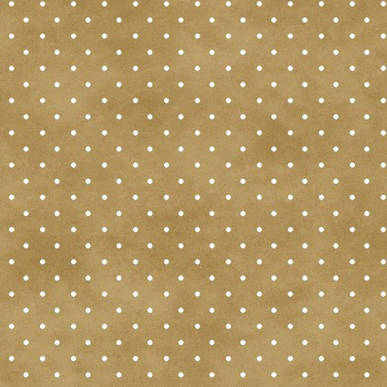 Beautiful Basics 609-T2 Classic Dot Wheat