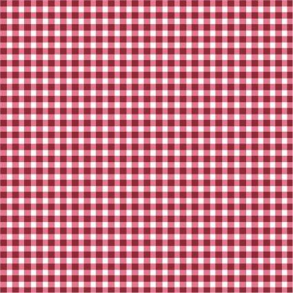 Maywood Studio Beautiful Basics MAS610-PR2 Red/Pink gingham